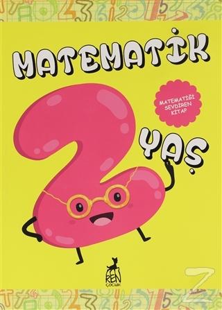 Matematik 2 Yaş