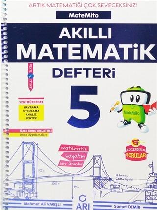 MateMito Akıllı Matematik Defteri 5