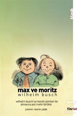 Max ve Moritz (Çizimli)