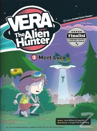 Meet Luca - Vera The Alien Hunter 1