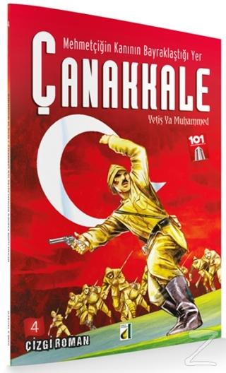 Mehmetçiğin Kanının Bayraklaştığı Yer Çanakkale 4