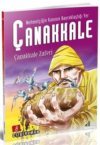 Mehmetçiğin Kanının Bayraklaştığı Yer Çanakkale - 8