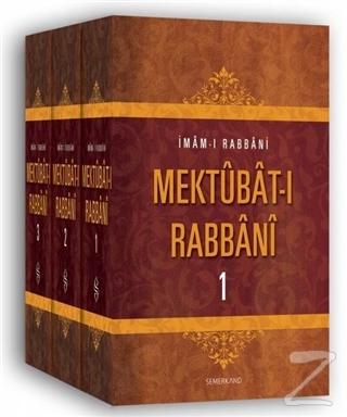Mektubatı Rabbani (3 Cilt Takım) (Ciltli)