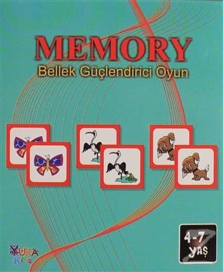Yuka Memory - Bellek Güçlendirici Oyun (Kutulu)