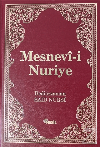 Mesnevi-i Nuriye (Ciltli)