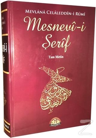 Mesnevi-i Şerif (Tam Metin) (Ciltli)