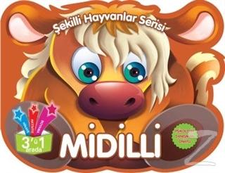 Midilli - Şekilli Hayvanlar Serisi