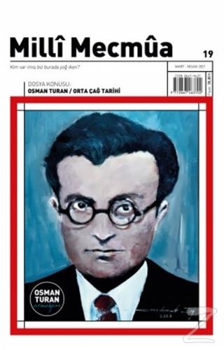 Milli Mecmua Dergisi Sayı: 19 Mart - Nisan 2021