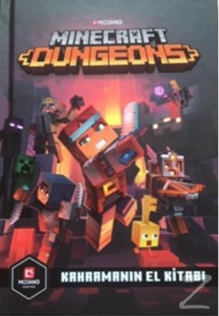 Mınecraft Dungeons - Kahramanın El Kitabı