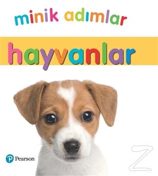 Minik Adımlar - Hayvanlar (Ciltli) Kolektif