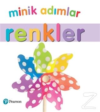 Minik Adımlar - Renkler (Ciltli) Kolektif
