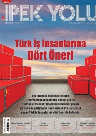 Modern İpek Yolu Dergisi Sayı: 10 Ocak 2020