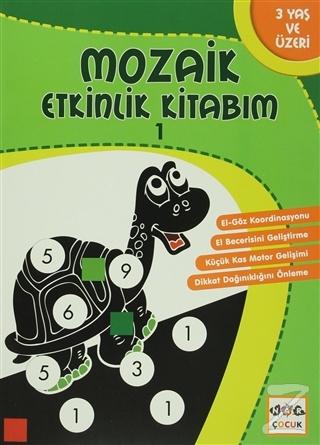 Mozaik Etkinlik Kitabım - 1