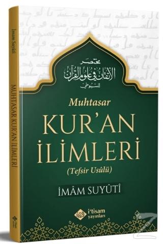 Muhtasar Kur'an İlimleri (Tefsir Usulü)