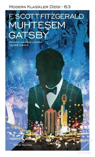 Muhteşem Gatsby (Şömizli) (Ciltli)