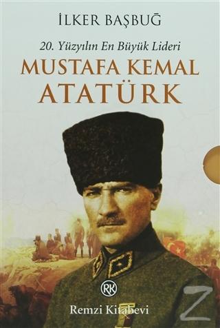 Mustafa Kemal Atatürk (2 Cilt) %25 indirimli İlker Başbuğ