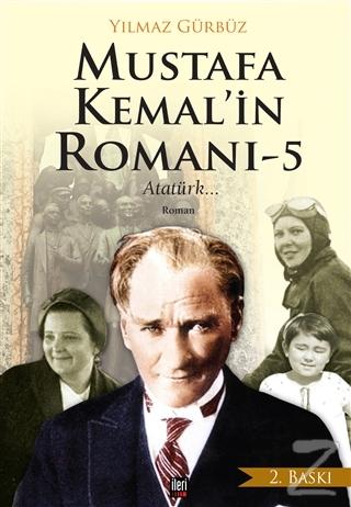 Mustafa Kemal'in Romanı - 5