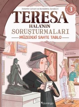 Müzedeki Sahte Tablo - Teresa Hala'nın Soruşturmaları Antonio Calvani