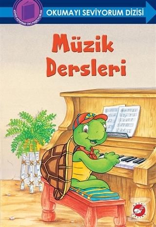 Müzik Dersleri - Okumayı Seviyorum Dizisi (Ciltli)