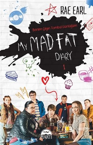 My Mad Fat Diary - Benim Çılgın Tombul Günlüğüm 1