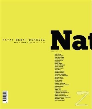 Natama Hayat Memat Dergisi Sayı : 16 Ekim-Kasım-Aralık 2016
