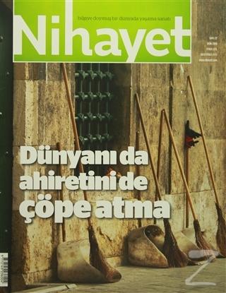 Nihayet Aylık Dergi Sayı: 22 Ekim 2016