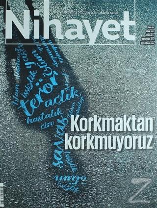 Nihayet Aylık Dergi Sayı: 25 Ocak 2017