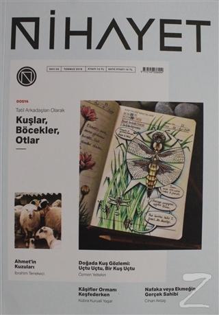 Nihayet Aylık Dergi Sayı: 55 Temmuz 2019