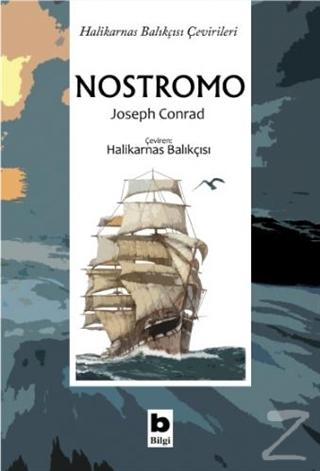 Nostromo Joseph Conrad