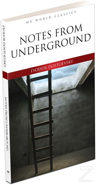 Notes From Underground - İngilizce Roman