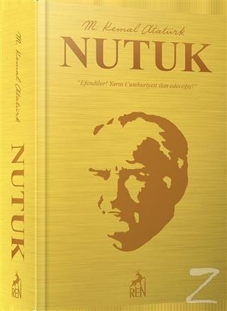 Nutuk (Ciltli) Mustafa Kemal Atatürk