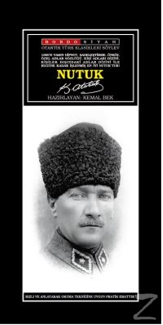 Nutuk %35 indirimli Mustafa Kemal Atatürk