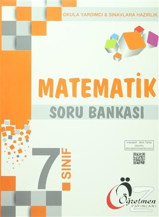 Öğretmen 7. Sınıf Matematik Soru Bankası