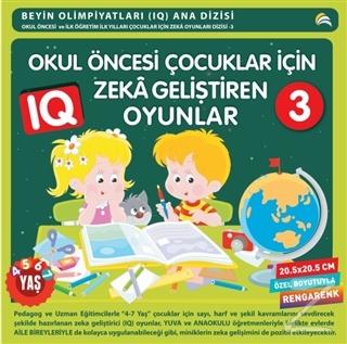 Okul Öncesi Çocuklar İçin Zeka Geliştiren Oyunlar 3
