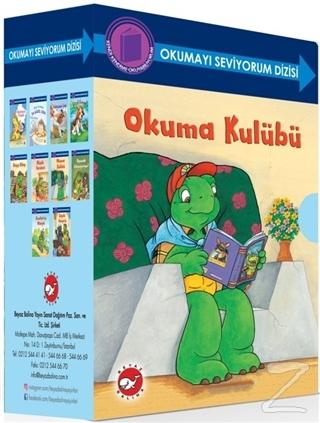 Okuma Kulübü - Okumayı Seviyorum Dizisi (10 Kitap Set)