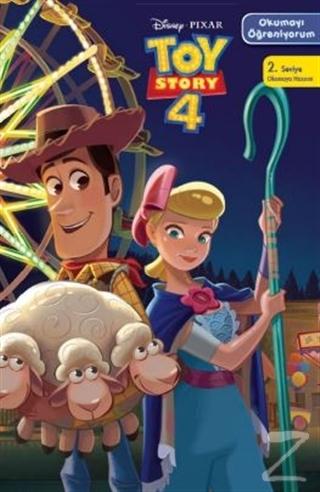 Okumayı Öğreniyorum - Toy Story 4 Kollektif