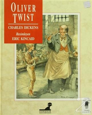 Oliver Twist (Ciltli)
