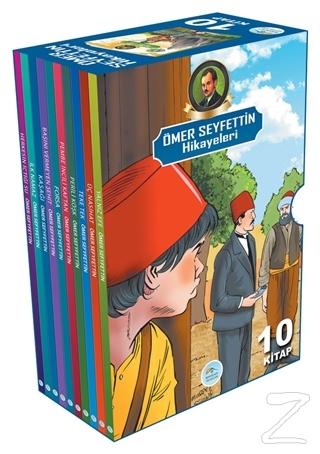 Ömer Seyfettin Hikayeleri (10 Kitap Takım)