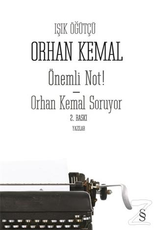 Önemli Not! - Orhan Kemal Soruyor (2 Kitap Bir Arada)