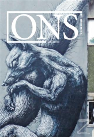 ONS Dergisi 5. Cilt Güz - Kış 2019