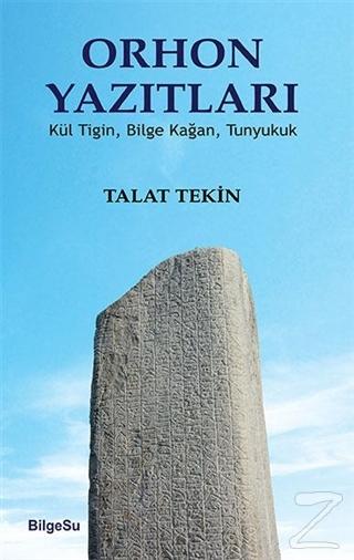Orhon Yazıtları Talat Tekin