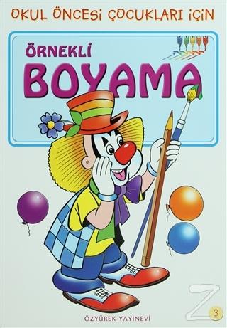 Örnekli Boyama 3 Kolektif