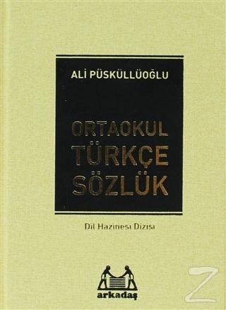 Ortaokul Türkçe Sözlük (6.7. ve 8. Sınıflar İçin) (Ciltli)