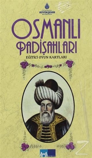 Osmanlı Padişahları Eğitici Oyun Kartları