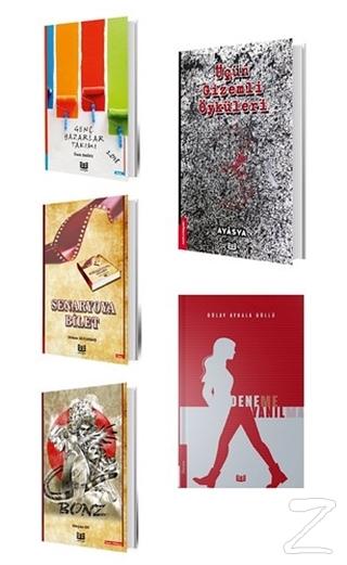 Öykü Kitapları Seti (5 Kitap Takım)
