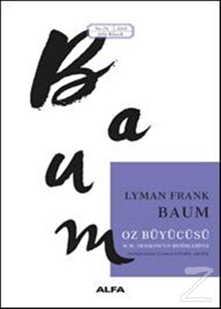 Oz Büyücüsü Lyman Frank Baum
