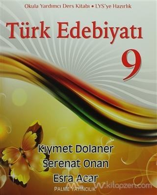 Palme 9.Sınıf Türk Edebiyatı