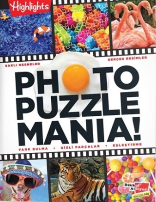 Photo Puzzlemania! Eğlenceli Etkinlikler
