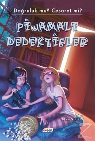 Pijamalı Dedektifler (Ciltli)