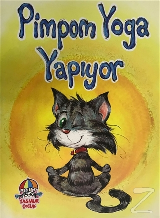 Pimpom Yoga Yapıyor